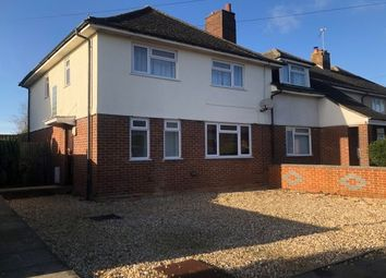 Thumbnail 4 bed property to rent in Sandys Road, Basingstoke