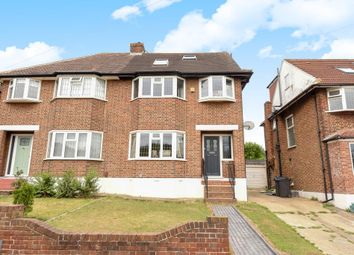 Thumbnail 4 bed semi-detached house for sale in Surbiton, Surrey
