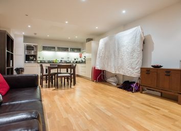 Thumbnail 2 bed flat for sale in Ability Place, London
