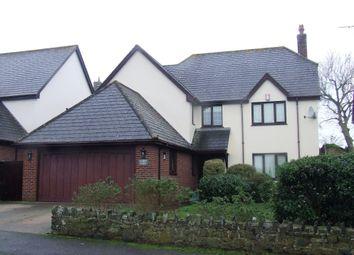 Thumbnail 4 bed detached house to rent in Alscott Gardens, Alverdiscott, Barnstaple