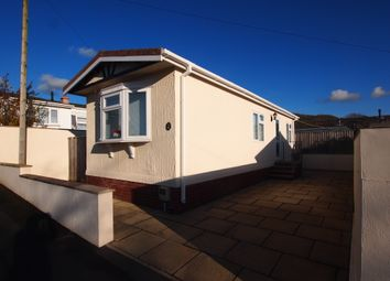Thumbnail 1 bed mobile/park home for sale in Dune View Park Home, Braunton