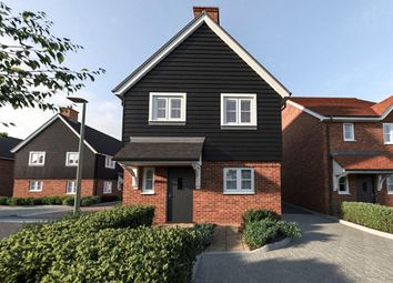 Thumbnail 3 bed detached house for sale in Day Close, Horley
