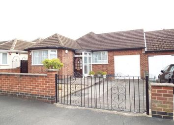 Thumbnail 2 bed bungalow for sale in Colby Road, Thurmaston, Leicester, Leicestershire