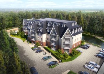 Thumbnail 1 bedroom flat for sale in Monument Road, Woking, Surrey