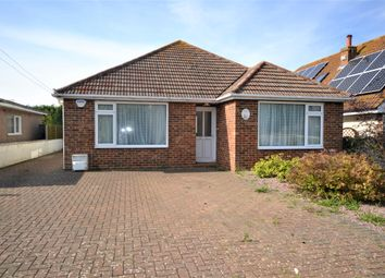 Thumbnail 3 bed detached bungalow for sale in Meehan Road, Greatstone, New Romney