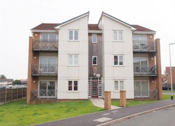 Thumbnail 1 bed flat to rent in Kingham Close, Wirral