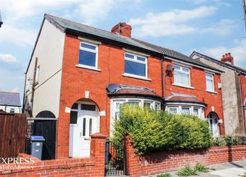 Thumbnail 3 bedroom semi-detached house for sale in Thirsk Grove, Blackpool, Lancashire