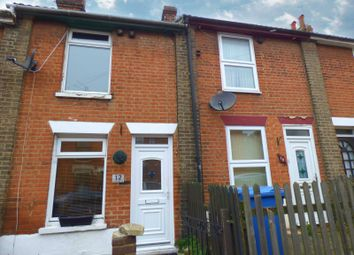 Thumbnail 2 bed terraced house to rent in Granville Street, Ipswich