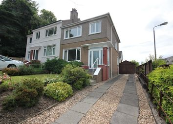 Thumbnail 3 bed semi-detached house for sale in 21 Jordanhill Crescent, Glasgow G13, Glasgow,