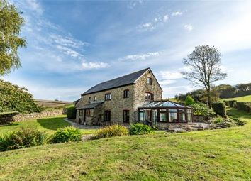 Thumbnail 4 bed detached house for sale in Lansallos, Looe, Cornwall