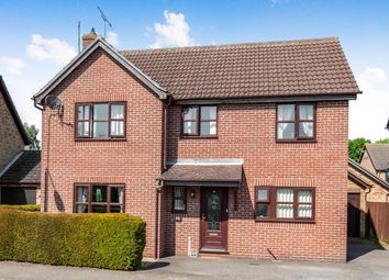 Thumbnail 4 bed detached house for sale in Elmswell, Bury St. Edmunds, Suffolk