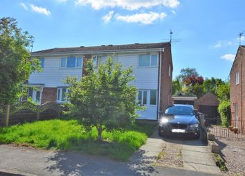 Thumbnail 3 bed semi-detached house to rent in Burley Rise, Kegworth, Derby