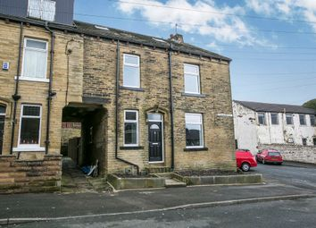 Thumbnail 4 bed end terrace house for sale in Cragg Street, Bradford
