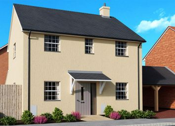 Thumbnail 3 bed detached house for sale in Meadow Haze, Meadow View Close, Woodbury, Exeter