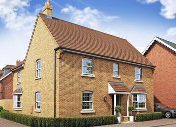 "Thumbnail 4 bedroom detached house for sale in ""Layton"" at Danegeld Avenue, Great Denham, Bedford"