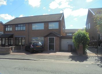 Thumbnail 3 bed semi-detached house for sale in Bramcote Ave, St Helens