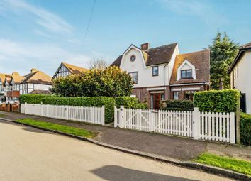 Thumbnail 6 bed detached house for sale in Parkway, Gidea Park, Romford