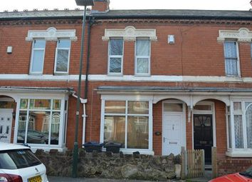 Thumbnail 3 bed terraced house for sale in Gladstone Road, Yardley, Birmigham