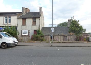 Thumbnail Land for sale in Main Street, Baillieston, Glasgow