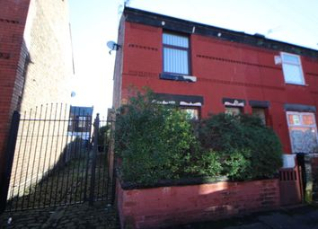 Thumbnail 2 bedroom terraced house for sale in Greening Road, Levenshulme, Manchester
