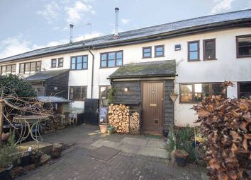 Thumbnail 3 bed terraced house for sale in Efford, Shobrooke, Crediton