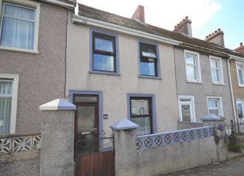 Thumbnail 3 bed terraced house for sale in Murray Road, Milford Haven