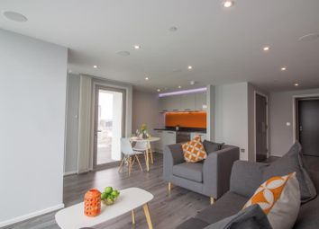 Thumbnail 2 bed flat to rent in Apartment 117, Velocity Tower, St. Mary's Gate, Sheffield