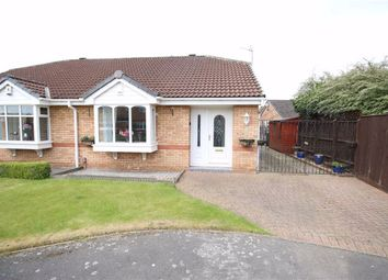Thumbnail 2 bed semi-detached bungalow for sale in Hambleton Grove, Darlington