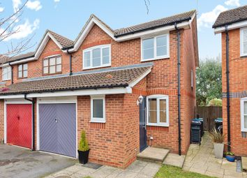 Thumbnail 3 bed semi-detached house for sale in Windrush, New Malden