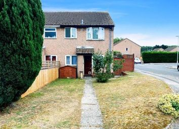 Thumbnail 1 bed end terrace house for sale in Warmwell Close, Poole