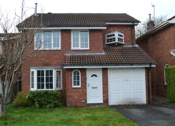 Thumbnail 4 bed detached house for sale in Portland Grove, Clayton, Newcastle-Under-Lyme