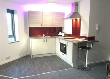 Thumbnail 1 bed flat to rent in Emmanuel House, Studio 6, 179 North Road West, Plymouth
