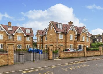 Thumbnail 2 bed flat for sale in Saxon Court, High Street, Iver, Buckinghamshire