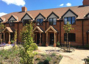 The Walled Garden, Stanbridge Lane, Awbridge, Romsey SO51. 2 bed terraced house for sale
