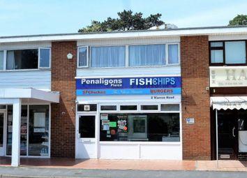 Thumbnail Restaurant/cafe for sale in Dawlish Warren, Devon