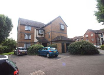 Thumbnail 2 bed flat for sale in Swaythling Close, London