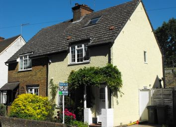 Thumbnail 3 bed cottage to rent in Lower Green Road, Esher
