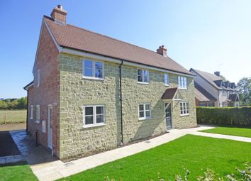 Thumbnail 4 bed detached house for sale in The Street, East Knoyle, Salisbury