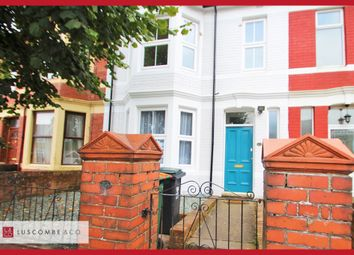 Thumbnail 4 bed terraced house to rent in St Marks Crescent, Newport