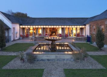Thumbnail 7 bed barn conversion for sale in Narborough, King's Lynn