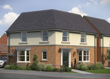 "Thumbnail 4 bed detached house for sale in ""Ashtree"" at Birmingham Road, Bromsgrove"