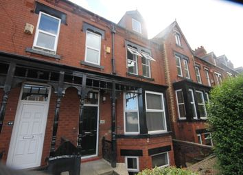 Thumbnail 7 bedroom terraced house to rent in Delph Lane, Leeds