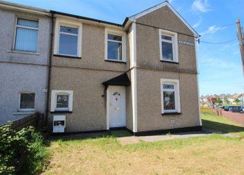 Thumbnail 4 bed semi-detached house for sale in Marlas Road, Bridgend