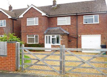 Thumbnail 4 bedroom detached house for sale in Belle Vue Road, Old Basing, Basingstoke