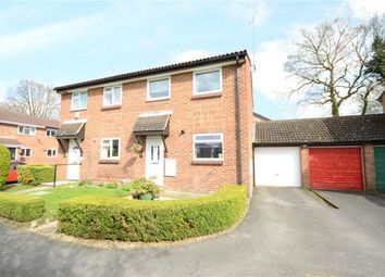 Thumbnail 3 bed semi-detached house for sale in Avocet Crescent, College Town, Sandhurst