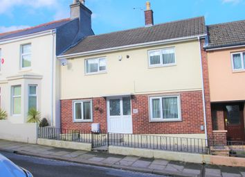 Thumbnail 2 bedroom terraced house for sale in Desborough Road, Plymouth