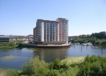 Thumbnail 2 bedroom flat for sale in Roma, Victoria Wharf, Watkiss Way, Cardiff