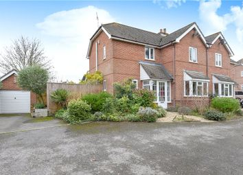 Thumbnail 3 bed semi-detached house for sale in The Stables, Bottom Road, Stourpaine, Blandford Forum