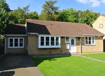 Thumbnail 3 bed detached bungalow for sale in Tarrant, Werrington, Peterborough