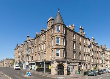 Thumbnail 2 bed flat for sale in Harrison Gardens, Edinburgh